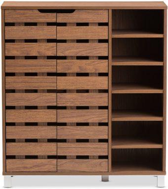 Baxton Studio Shoe Cabinets