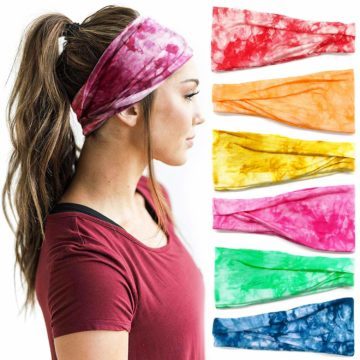 OFFTESTY Best Yoga Headbands