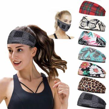 erwubala Best Yoga Headbands