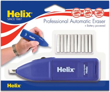 Helix Best Electric Erasers