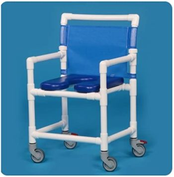 IPU Shower Chairs With Wheels