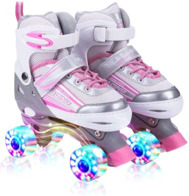 Kuxuan Roller Skates for Kids