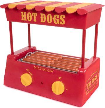 Nostalgia Best Hot Dog Cookers
