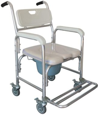 SSLine Shower Chairs With Wheelsv