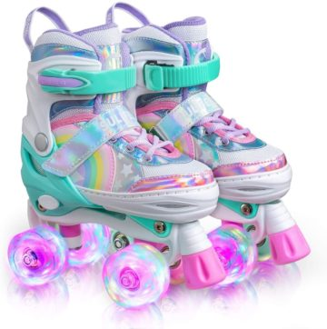 SULIFEEL Roller Skates for Kids