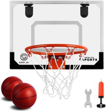 Super Joy Best Indoor Basketball Hoops