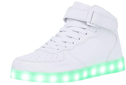WONZOM Best Light Up Shoes For Adult
