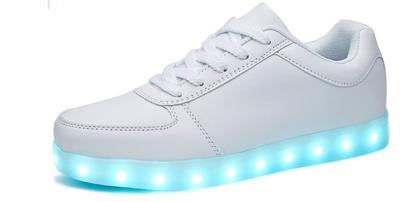 SANYES Best Light Up Shoes For Adult
