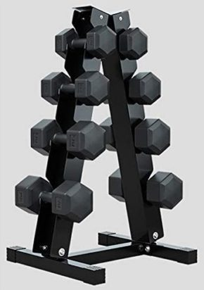 AWAHM Dumbbell Sets with Rack