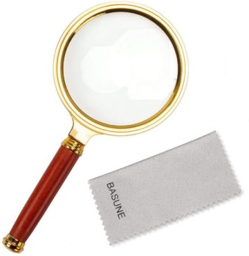 BASUNE Best Magnifying Glasses