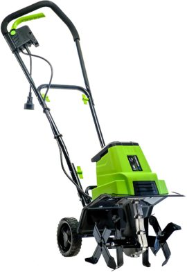 Earthwise Best Electric Tillers