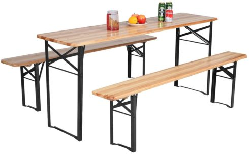 Giantex Best Folding Picnic Tables