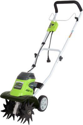 Greenworks Best Electric Tillers