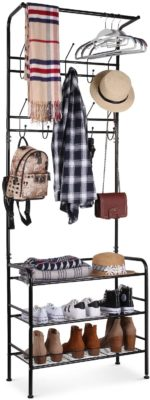 Homfa Best Coat And Shoe Racks
