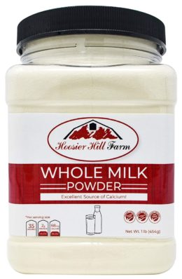 Hoosier Hill Farm Powdered Milks