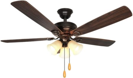 Hykolity Best Ceiling Fans with Lights