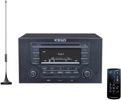 KEiiD CD Player with Speakers