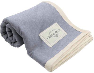 King & Fifth Best Sweatshirt Blankets
