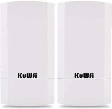 KuWFi Best Wireless Ethernet Bridges
