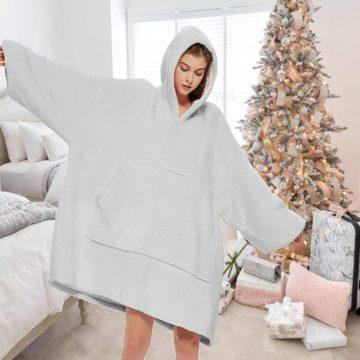LASUNTIN Best Sweatshirt Blankets
