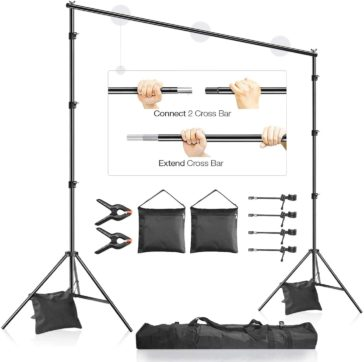 LimoStudio Best Backdrop Stands