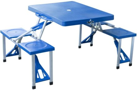 Outsunny Best Folding Picnic Tables