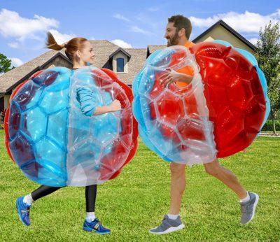 PETUOL Best Inflatable Bumper Balls