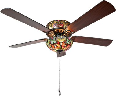 River of Goods Best Ceiling Fans with Lights