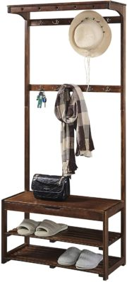 SEIRIONE Best Coat And Shoe Racks