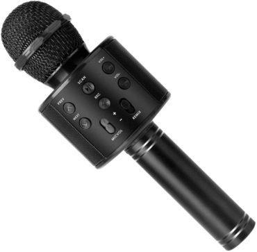 SUNY Bluetooth Microphones