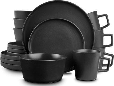 Stone Lain Best Stoneware Dinnerware Sets