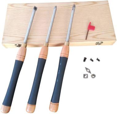 Tenfer Woodturning Tools