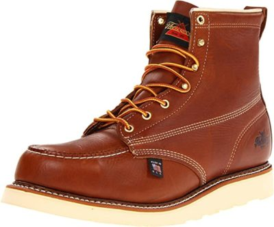 Thorogood Most Comfortable Work Boots for Men