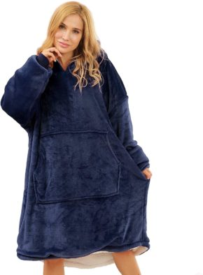 Topblan Best Sweatshirt Blankets