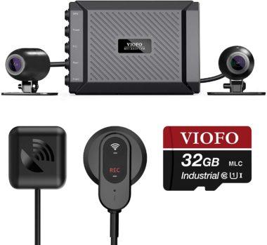 VIOFO Best Motorcycle Dash Cams