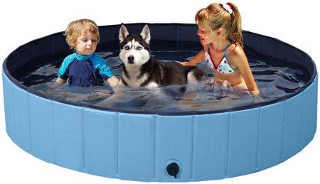 YAHEETECH Best Dog Swimming Pools