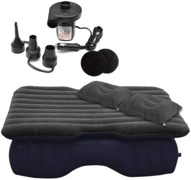 Zone Tech Best Inflatable Car Air Mattress
