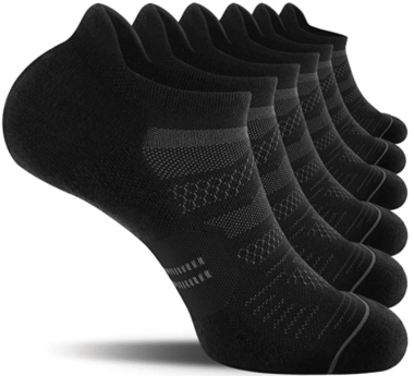 CelerSport Best Men's Athletic Socks