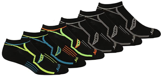 Saucony Best Men's Athletic Socks