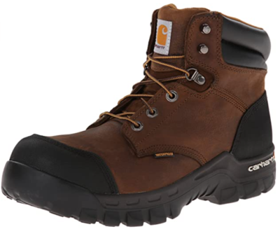 Carhartt Most Comfortable Work Boots for Men