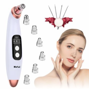 woful Blackhead Extractor Vacuums