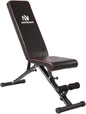 ADVENOR Best Folding Weight Benches