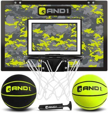 AND1 Best Mini Basketball Hoops