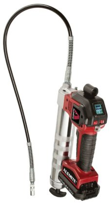 Alemite Cordless and Electric Grease Guns
