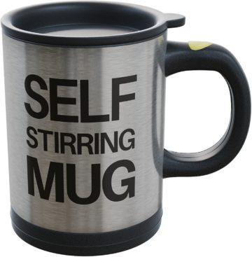 Buddy Best Self Stirring Mugs