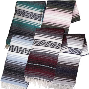 Canyon Creek Best Mexican Blankets