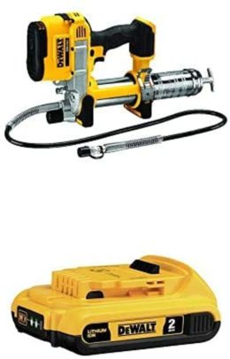 DEWALT Cordless and Electric Grease Guns