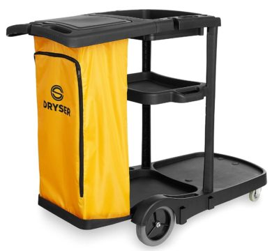 Dryser Janitorial Carts