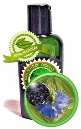 High Altitude Organics Black Seed Oils