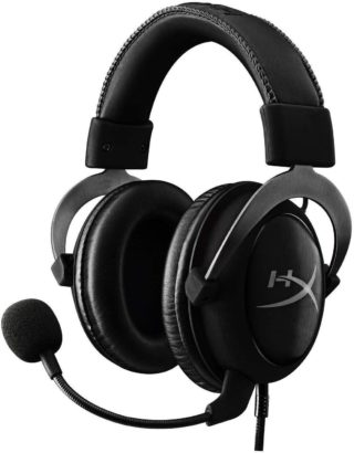 HyperX Stereo Gaming Headset with Noise Canceling Mic